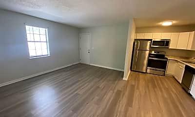Living Room, 401 E 3rd N St, 1