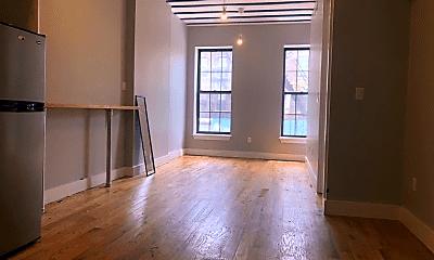 Living Room, 2017 Fulton St, 1