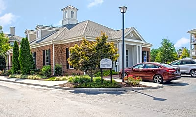 Leasing Office, Centerville Manor Apartments, 2