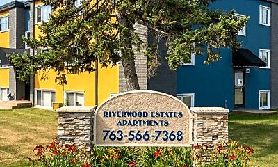 Community Signage, 6401 Willow Ln, 2