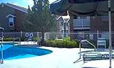 Copper Ridge Apartments, 1