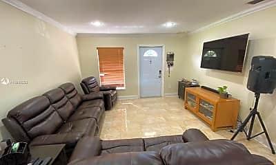 Living Room, 4215 SW 138th Ct, 1