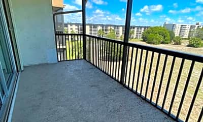 Patio / Deck, 5260 NW 2nd Ave PH-9, 0