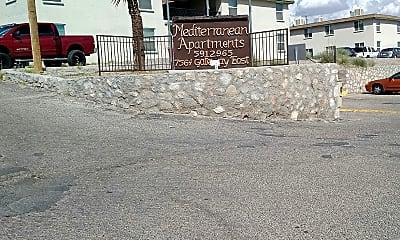 Mediterranean Apartments, 1