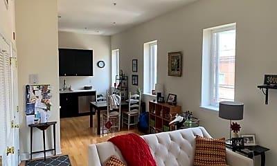 Living Room, 606 S. 6th Street, 0