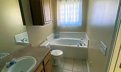 Bathroom, 504 Ridgeway Drive, 2