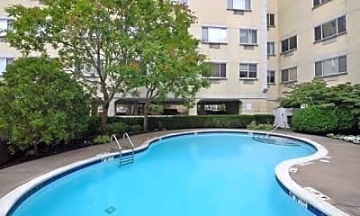 Pool, 130 Post Ave 331, 2