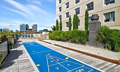 Recreation Area, Panorama Apartments, 2