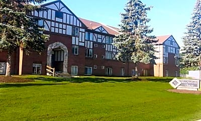 Building, Vanderbilt Place, 0