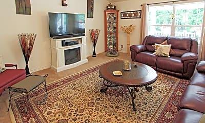 Living Room, Saratoga Heritage, 1