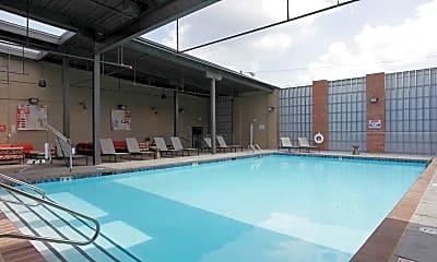Pool, Plant 64, 1