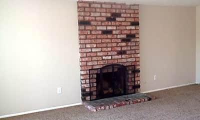 Living Room, 19002 Huntington St, 1