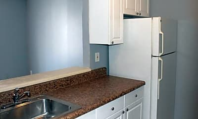 Kitchen, 1242 Saratoga Dr, 1