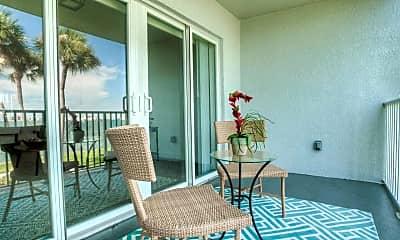 Patio / Deck, Seaside Villas, 2