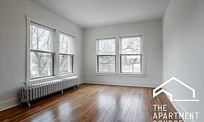 Living Room, 4851 N Kimball Ave, 1
