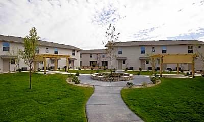 Landscaping, Desert Sky Apartments, 1