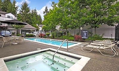 Pool, Redmond Park, 1