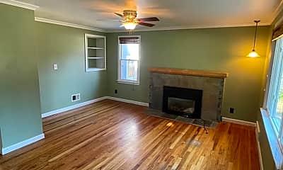 Living Room, 1333 E 41st Ave, 2