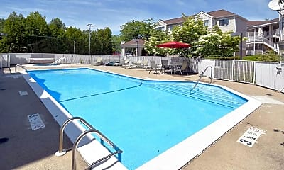 Pool, The Infinity, 0