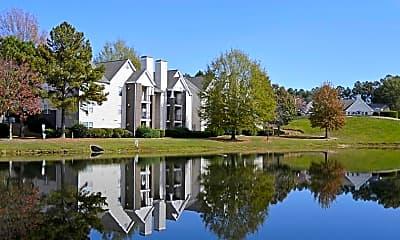 Lake, Chason Ridge, 0