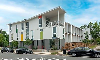 Building, 524 N Mangum St, 0