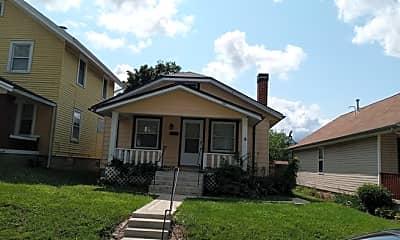 Building, 253 Illinois Ave, 0