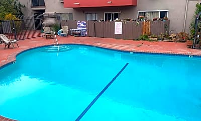 Pool, 5050 Linden Ave, 2