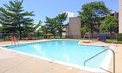 Pool, Verona at Silver Hill, 0