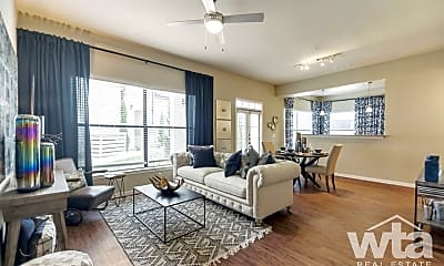 Living Room, 12531 West State Highway 71, 1