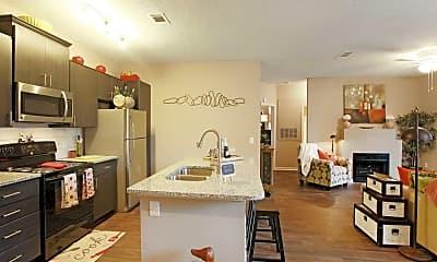 Kitchen, Seasons at Umstead, 1