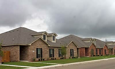 Building, Benji Hillside Duplexes and Townhomes, 1