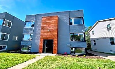 Building, 223 E. 35th St., 1