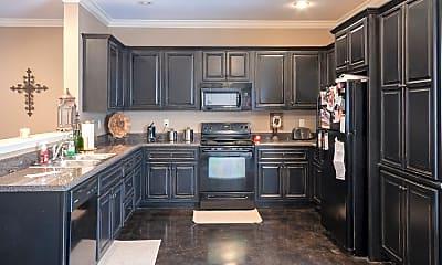 Kitchen, Deerfield Crossing At Sage Meadows, 0