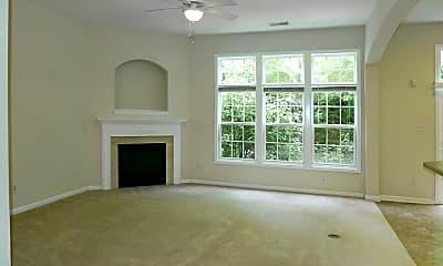 Living Room, 206 Chateau Pl, 1