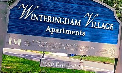 Winteringham Village, 1