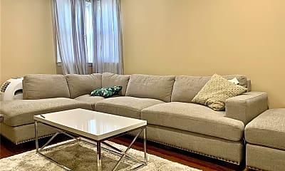 Living Room, 33 Harrison Ave 1, 1