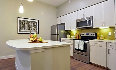 Kitchen, Ascension On The Bayou, 1