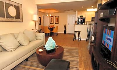 Living Room, 6940 Sepulveda Blvd 422, 2