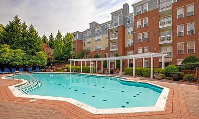 Pool, The Montgomery, 1