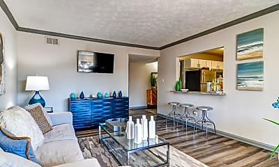 Living Room, Elliot on Abernathy, 1