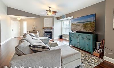 Living Room, 4136 Breezewood Drive #201, 0