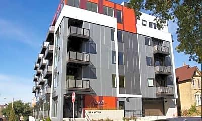 Building, Avante Apartments, 0