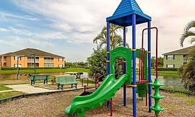 Playground, Princeton Parc, 2