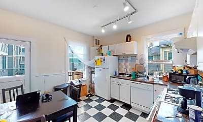 Kitchen, 380 Washington Street, Unit 2, 2