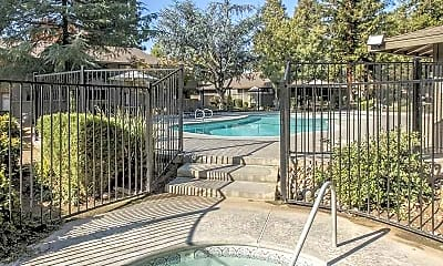 Pool, The Woodlands, 2