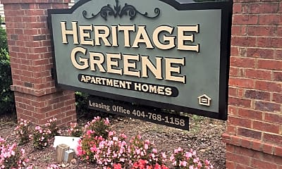 Heritage Green Apartments, 1