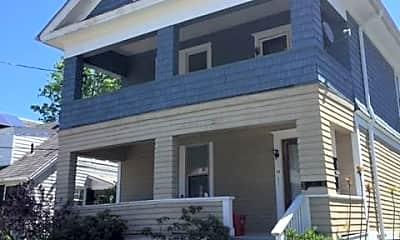 Building, 13 Aitken Ave, 0