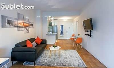 Living Room, 9-11 Park Ave, 0
