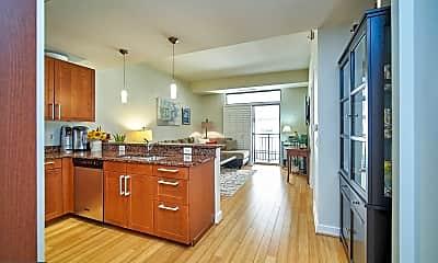 Kitchen, 2425 L St NW 233, 1