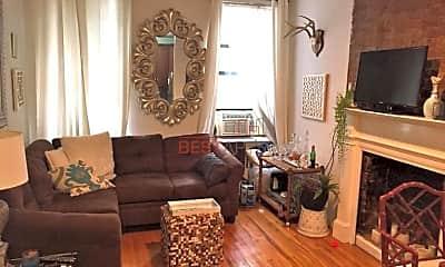 Living Room, 408 W 49th St, 1